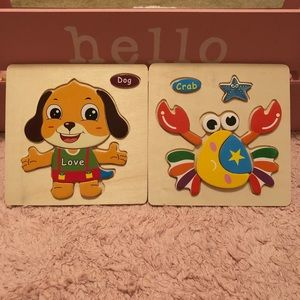 Other - Kids Puzzle 🧩 SET